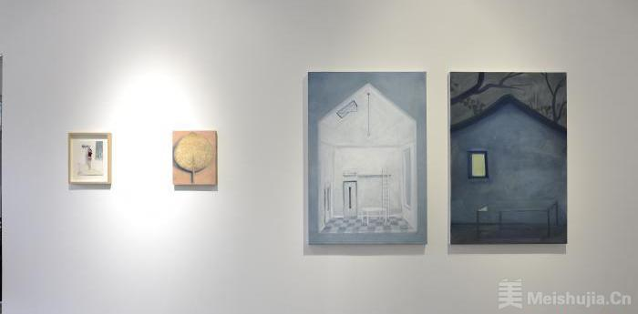 法国艺术家禾碧霖个展《入画》正在北京举行