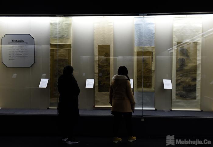 明清11个画派精品齐聚重庆 勾勒中国绘画面貌