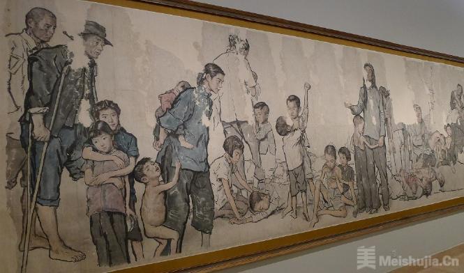 中国美术馆举办建馆以来最大规模捐赠作品展