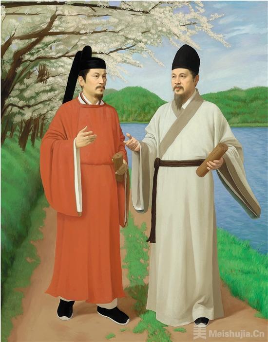 """""""高山景行——孔子文化展""""在国家博物馆展出"""