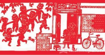 李守白:行走于都市的剪纸艺术传道者