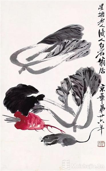 """漫谈中国文化里的""""鼠"""""""