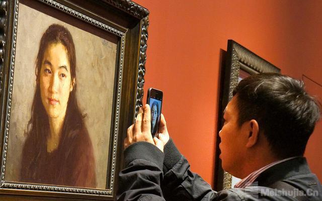 """画家画照片究竟能不能称之为""""艺术""""?"""