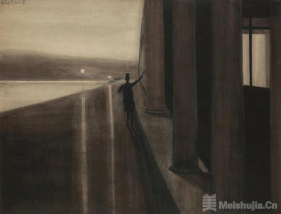一位被遮蔽的比利时画家:无名的天才