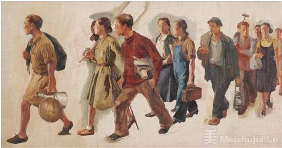 号角与祈祷——由武汉抗疫想到的一幅画和两个人