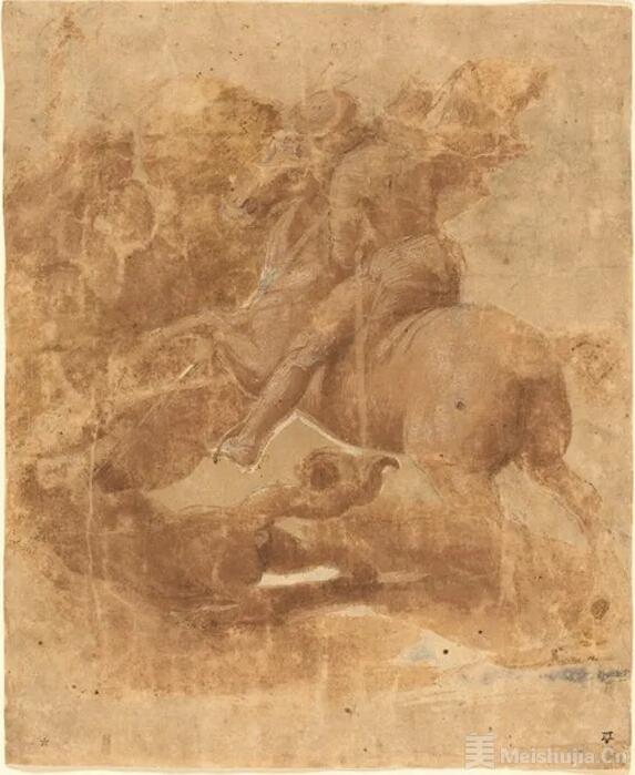 美国国家美术馆纪念拉斐尔逝世500周年