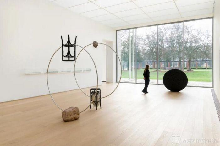 尹秀珍作品正于荷兰弗尔林登美术馆展出
