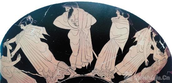 西方绘画传统的另一面 希腊绘画艺术侧面观