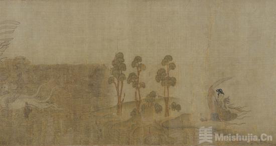 世界最大博物馆群公开280万高清大图,包括洛神赋、二羊图
