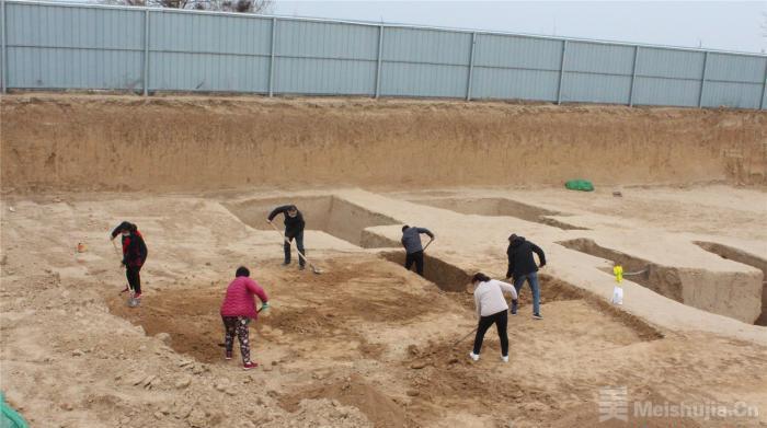 郑州五项考古发掘工作开工 考古复工有序推进