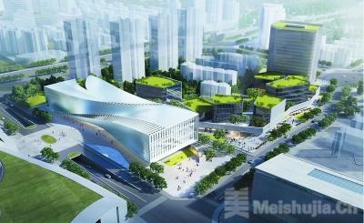南京再添文化新地标 云锦博物馆新馆年内开建