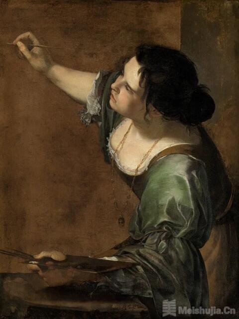苏富比赞助英国国家美术馆大展:古典油画大师简提列斯基