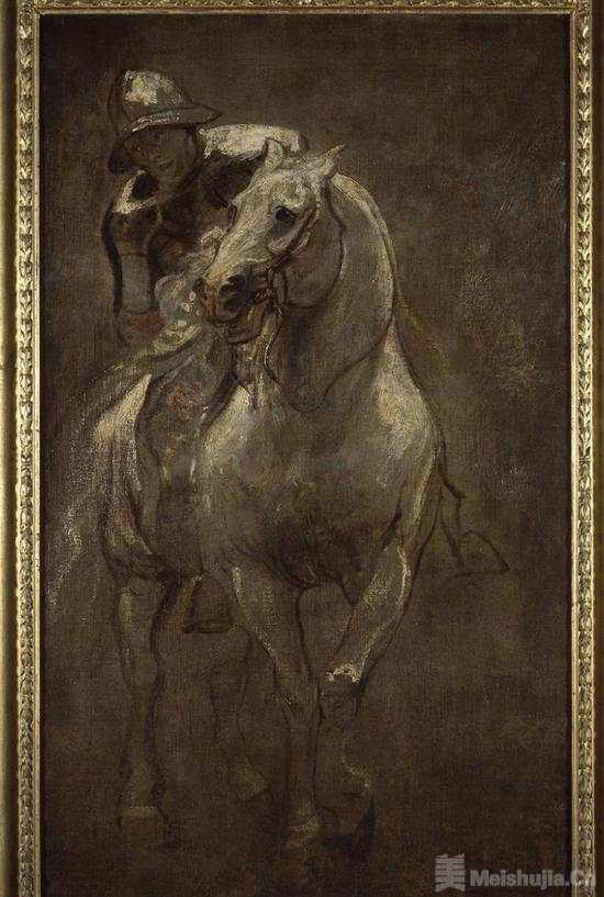 牛津大学画廊3幅巴洛克时期油画失窃