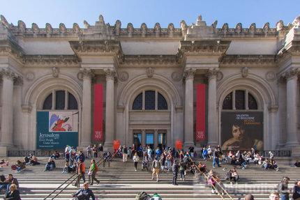 大都会艺术博物馆或关闭至七月,预计亏损一亿美元