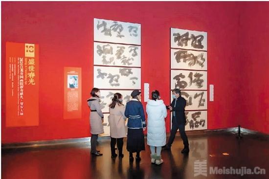 江苏省美术馆(含新馆、陈列馆)正式恢复开放