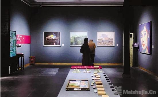 成都市美术馆恢复有序开放 实行分批次有序参观