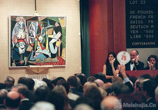 拍卖之前 如何给艺术品估个好价钱