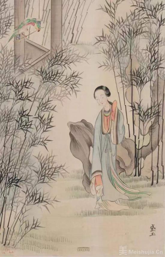 """清朝人眼中的""""金陵十二钗""""美成什么样?"""