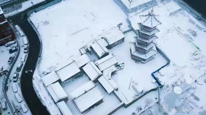 古都太原投资2000万元修缮明代古圆通寺