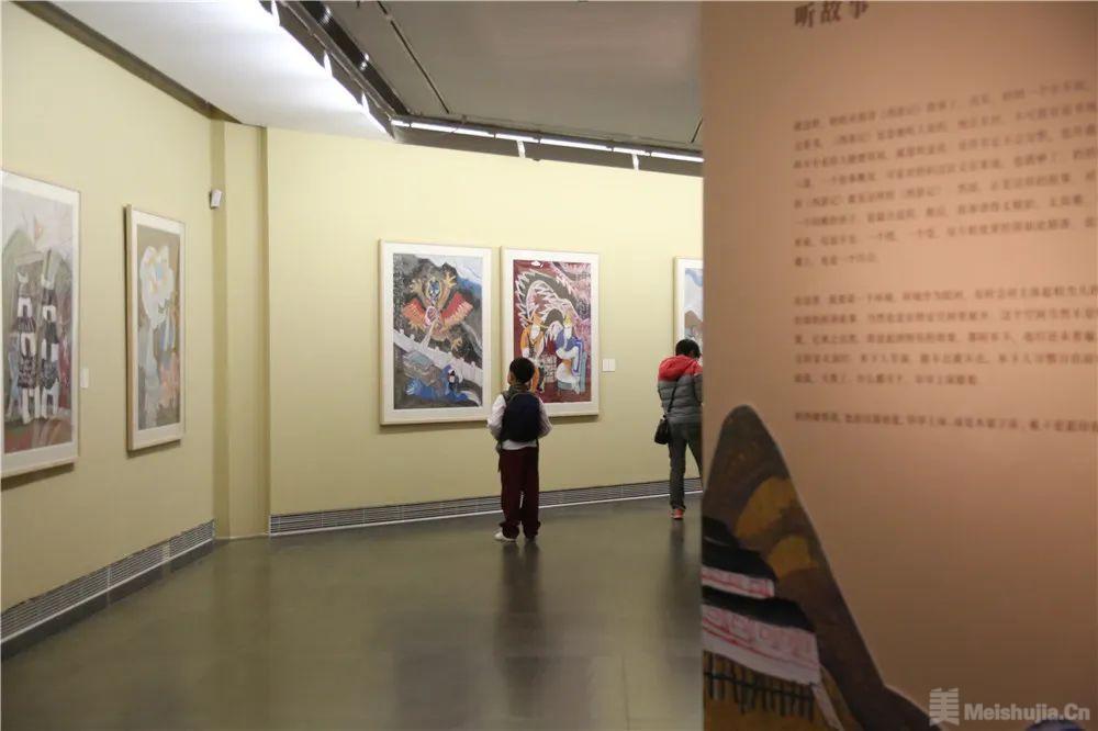 今日起广东美术馆增加开放两大展
