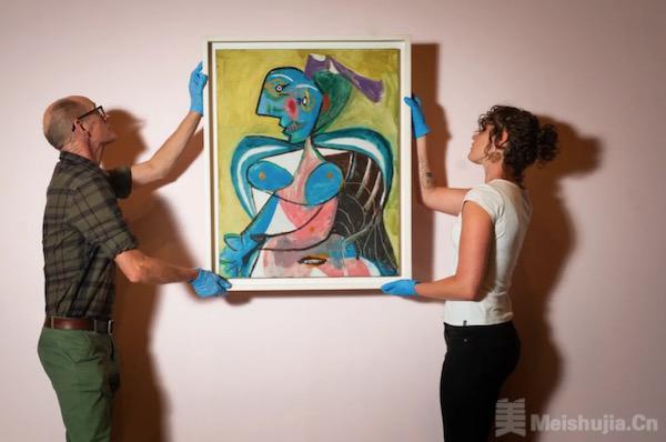 百幅马蒂斯与毕加索作品被困在了澳大利亚