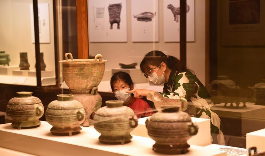 北京:博物馆陆续恢复开放