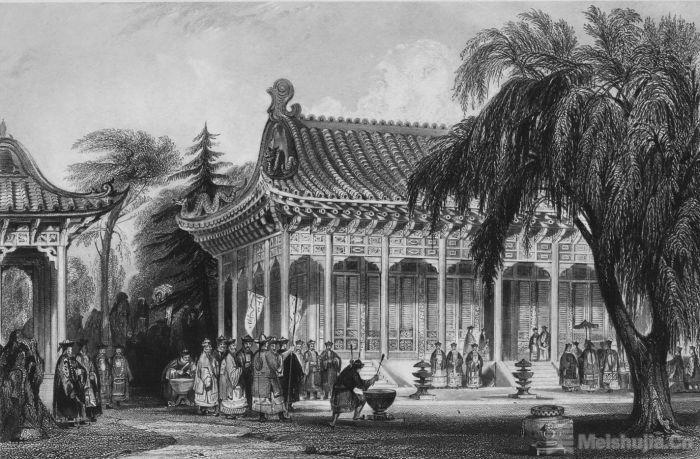 英国人记录下的中国晚清时期社会风情