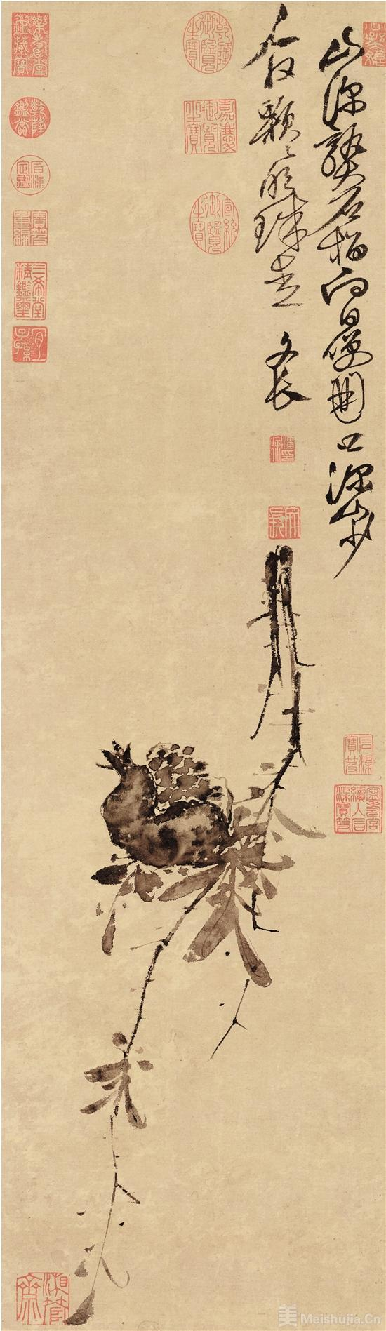 青藤白阳:大小写意画的宗师