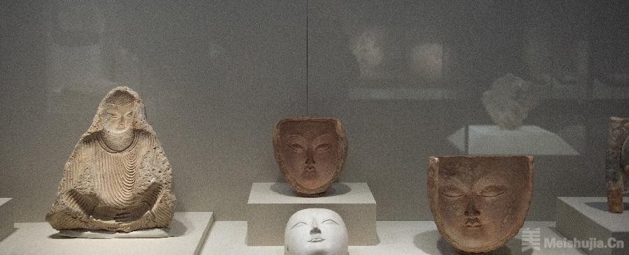 """""""升级版""""新疆和田博物馆展出1300余件珍贵文物"""