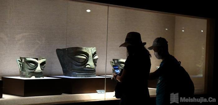 """四川三星堆博物馆""""疫""""后全面恢复开放"""