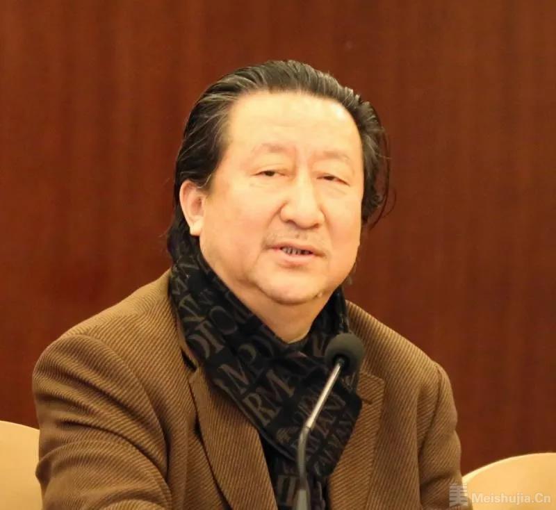 """杨晓阳:倡导""""一村一品"""",建设""""中国艺术史博物馆"""",艺术教育要""""实践第一"""""""