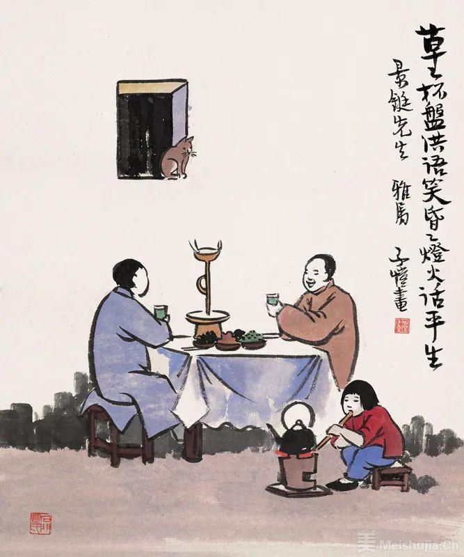 丰子恺:学会艺术的生活