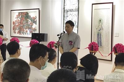 岭南画派创始人之一陈树人纪念馆修缮竣工