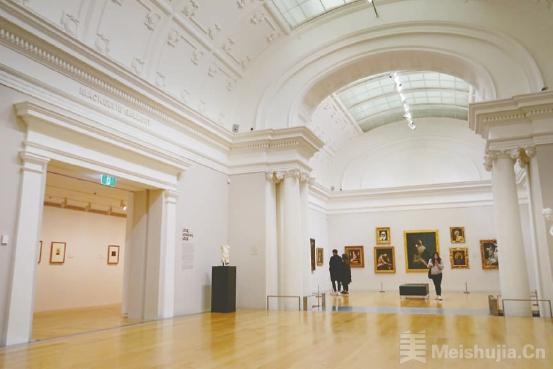 长期借入:奥克兰美术馆的藏品收藏实践