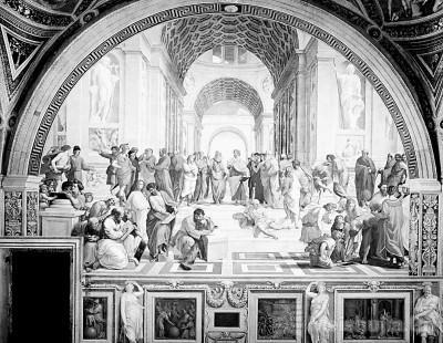 他的画包含文艺复兴最珍贵的人文遗 ——纪念拉斐尔逝世五百周年