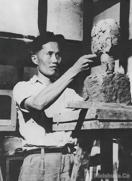 刘开渠:人生是可以雕塑的