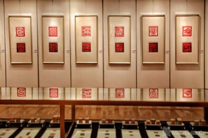 徐庆华举办上海首次肖形印专题个人展览