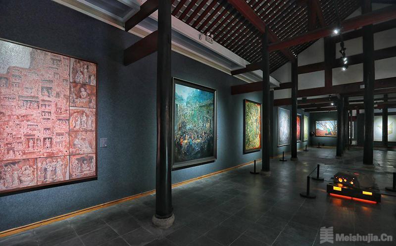 成都画院建院40周年作品展下篇将于7月1日开幕