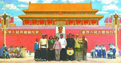 """中国美术馆线上展览献礼""""七一"""""""
