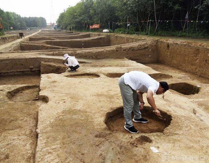 济南城区发掘出战国古城遗址 将建城史提前约1700年
