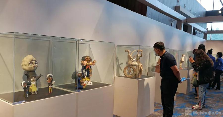 第九届中国长春国际陶艺作品邀请展开幕