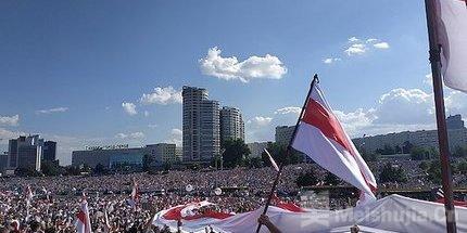 白俄罗斯文化工作者签署公开信,加入全国罢工