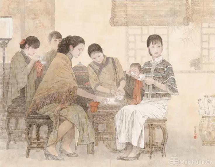 """""""游艺至善""""乞巧文化艺术展开幕仪式在广州举行"""