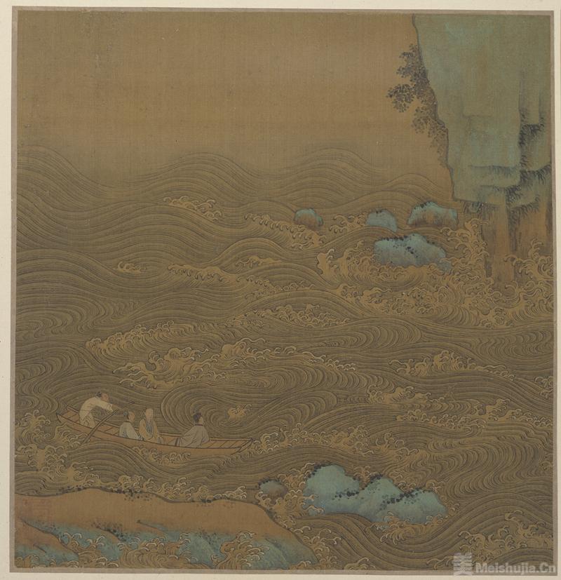 """从书画里看苏轼的""""朋友圈"""""""