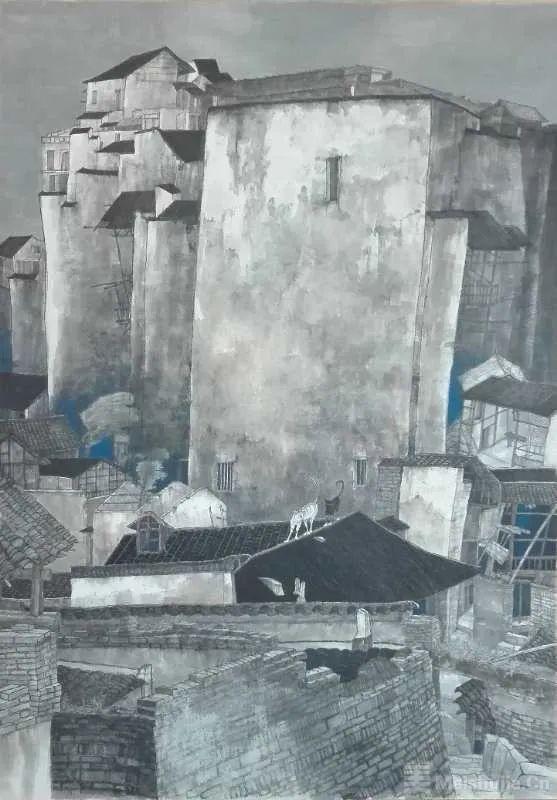大地情深——徐国雄中国画作品展将在莆田市博物馆展出