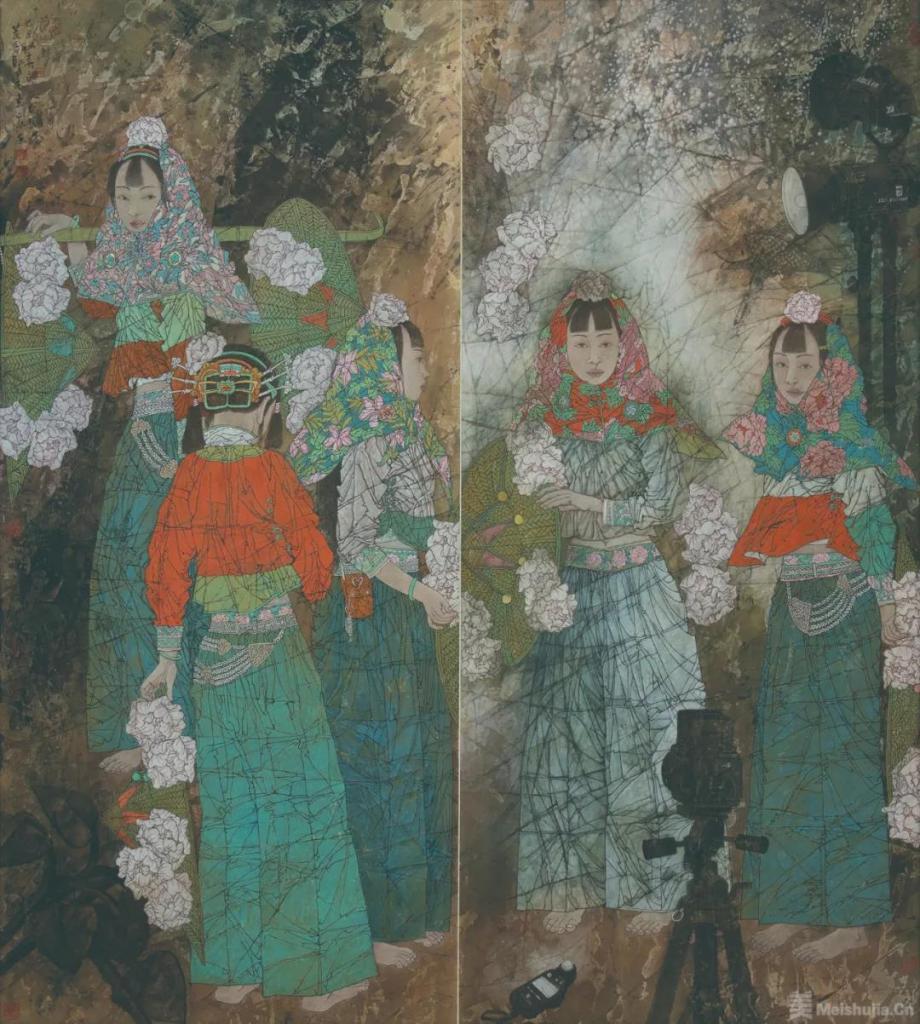 徐惠泉:以艺术作品展现时代脉络