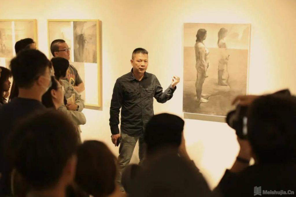 """第一届""""大艺素描奖""""作品展开幕及颁奖仪式于广州举行"""