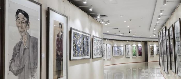 艺术名家作品云集庆《中国艺术报》创刊25周年