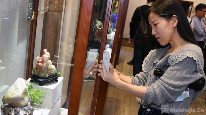 寿山石雕国家级金奖作品集中亮相福州