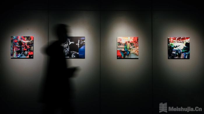 """数字艺术""""跨界"""" 艺术创意谷驻地实践艺术展在沪开幕"""